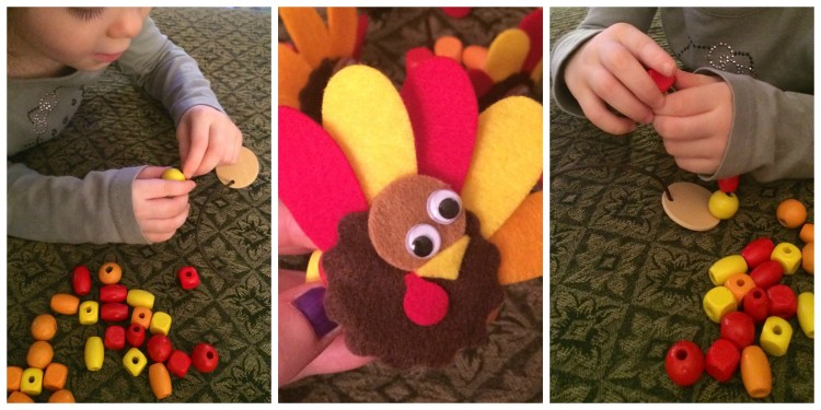 Kiwi Crate Turkey Napkin Ring Kit Review & Free Shipping & FREE Box