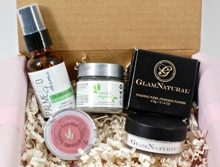 LaRitzy November 2015 Vegan Beauty Box Review