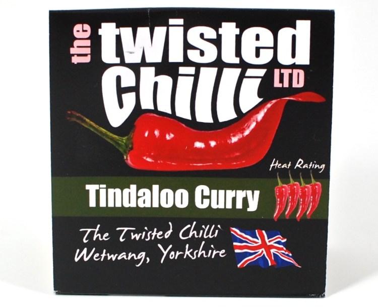 tindaloo curry