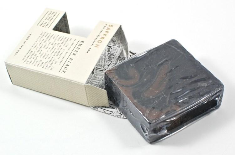 Ember black soap