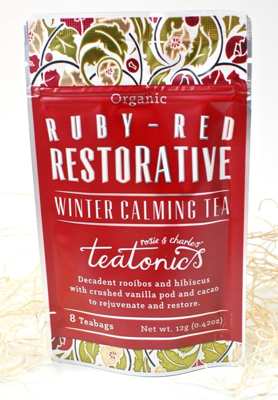 ruby red tea