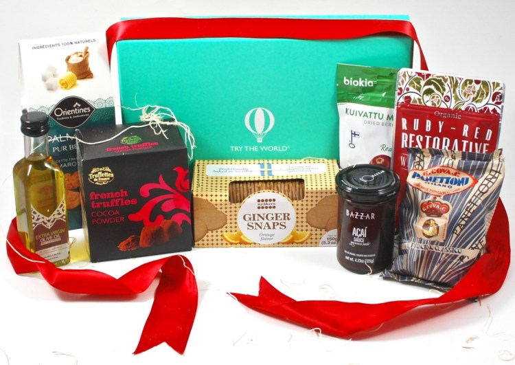 Try the World Holiday 2015 Special Edition Box Review & Coupon Code
