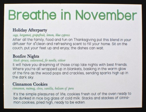Breathe in Box November 2015