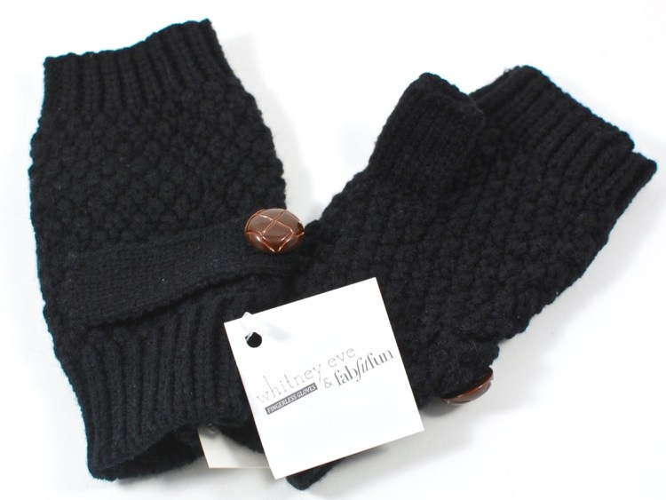 fabfitfun fingerless gloves