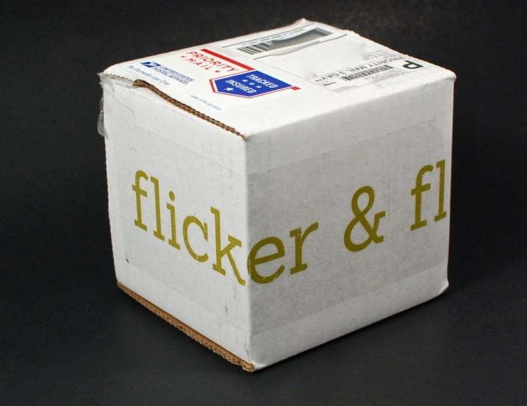 Flicker and Flame box