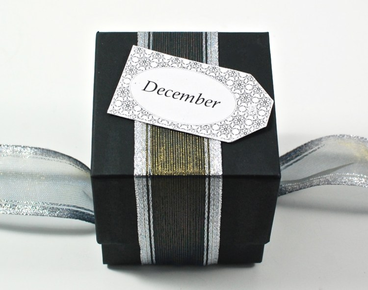 December Flicker & Flame box