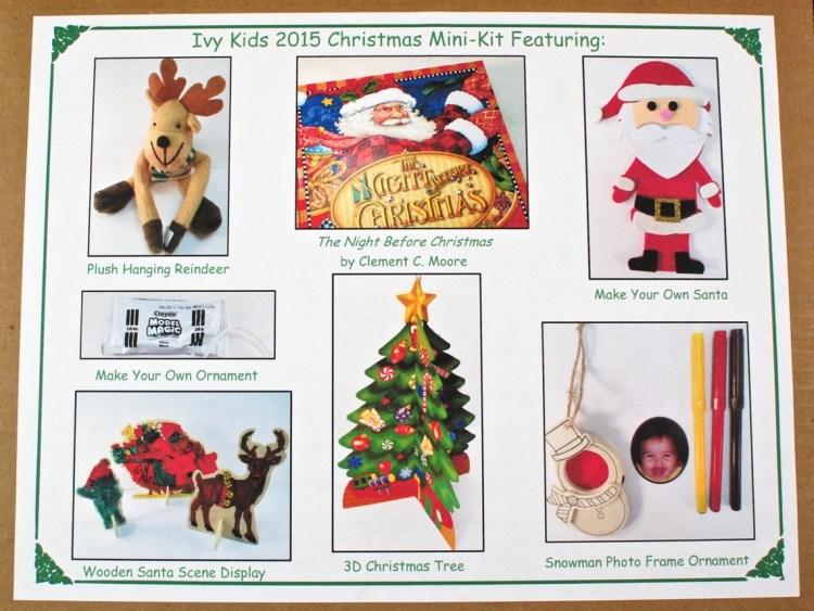 Ivy Kids Christmas box