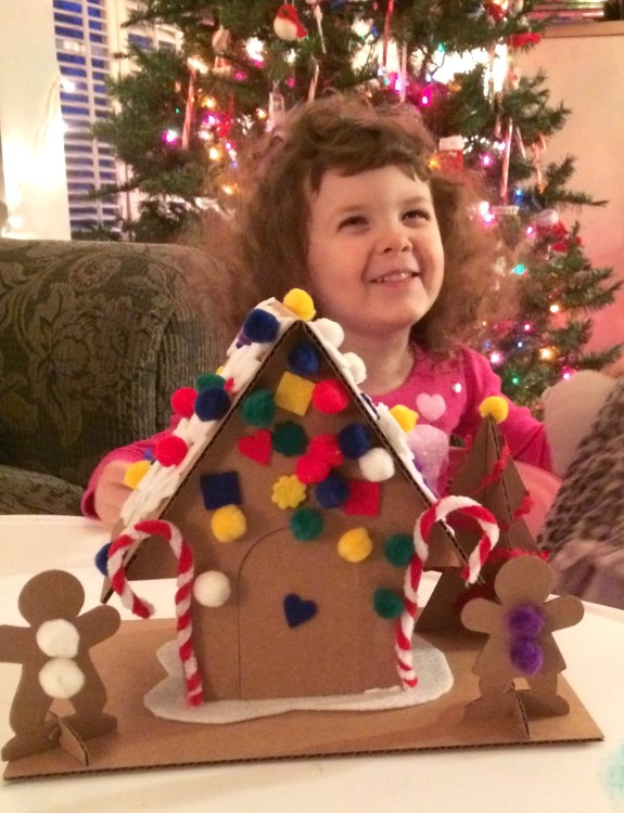 kiwi crate gingerbread house