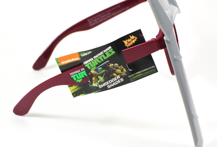 TMNT shredder glasses loot crate