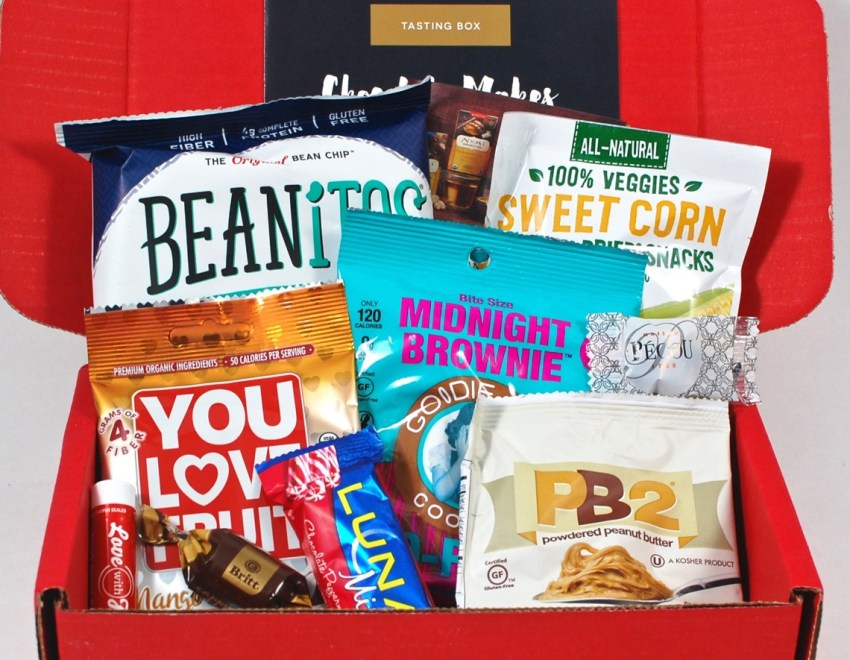 December 2015 Love With Food box