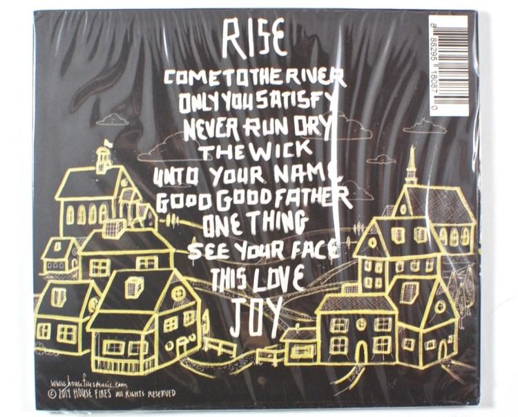 House Fires 2 cd