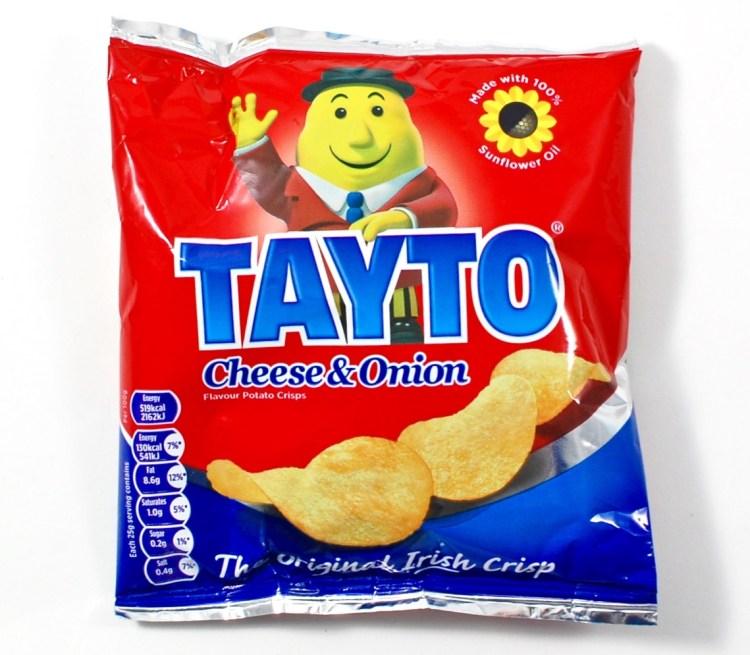 Tayto chips