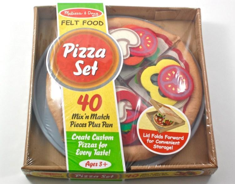 Melissa & Doug pizza
