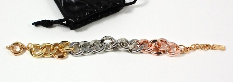 gold ombre bracelet POPSUGAR