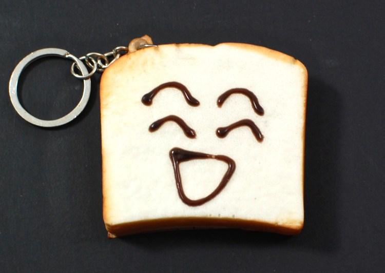 toast squishy