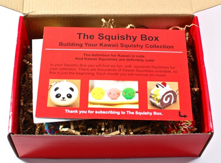 Squishy box
