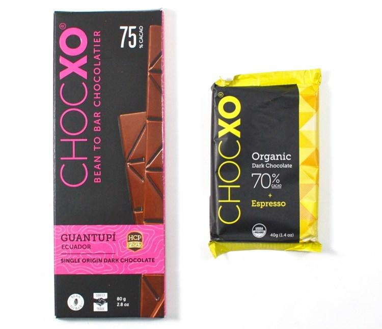 chocxo chocolate