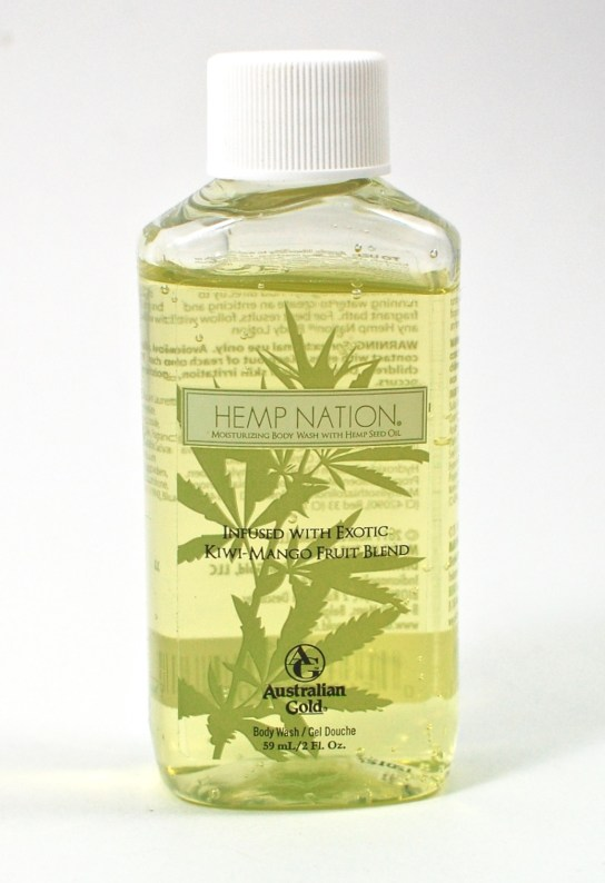 hemp nation body wash