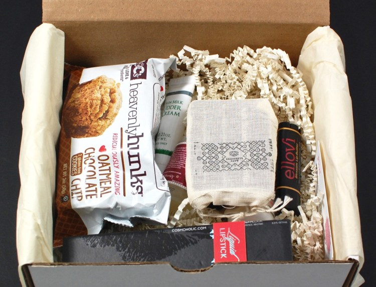 The Grapevine Box December