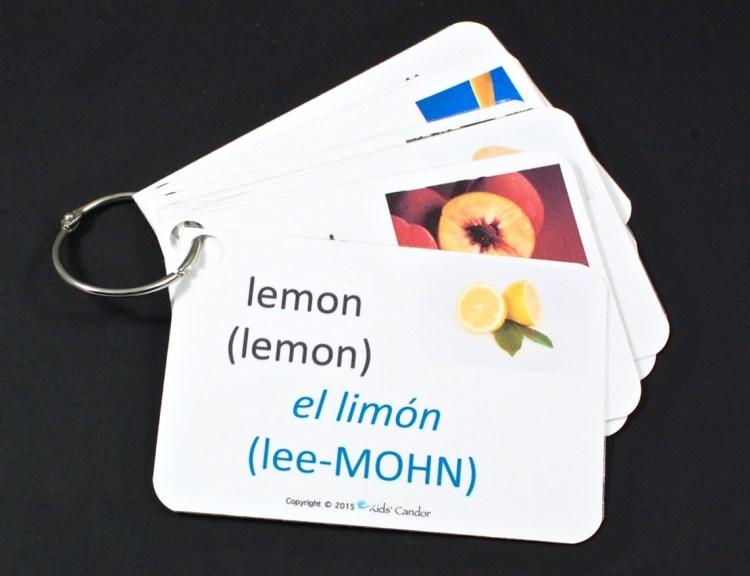 Kids Candor flashcards