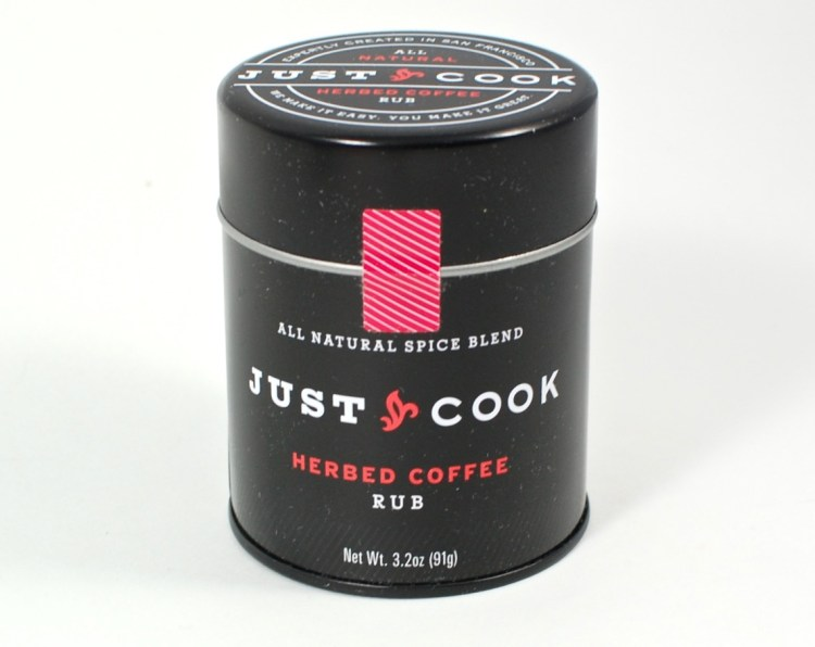 Just Cook coffee rub