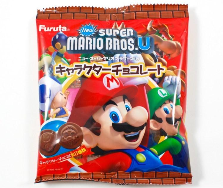 Mario chocolates