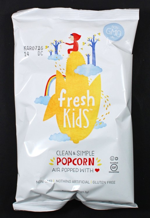 fresh kids popcorn