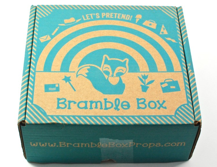 January 2016 Bramble Box