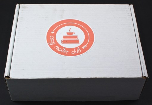 Cozy Reader Club box