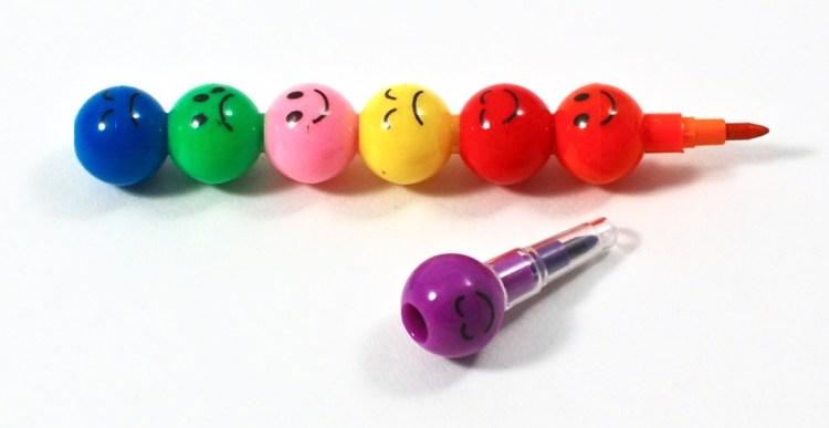 emotion crayon pencil