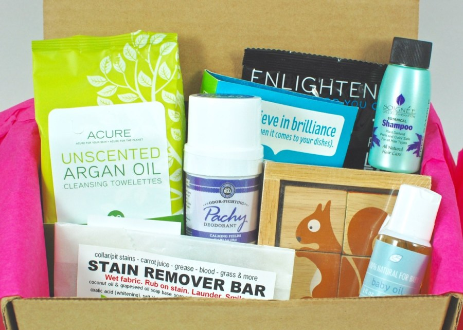 Ecocentric Mom January 2016 review