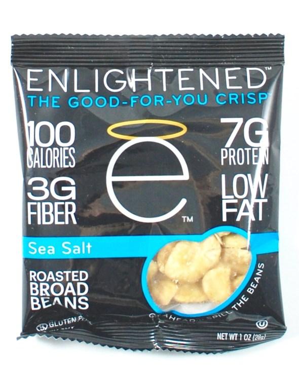Enlightened snack