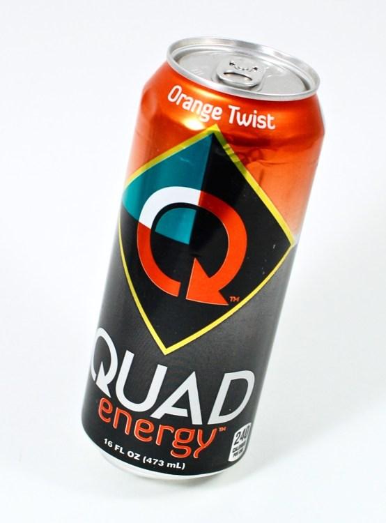 quad orange twist