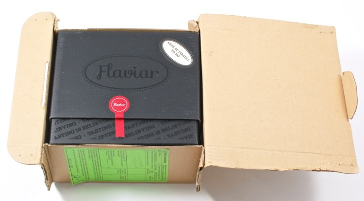 Flaviar box review