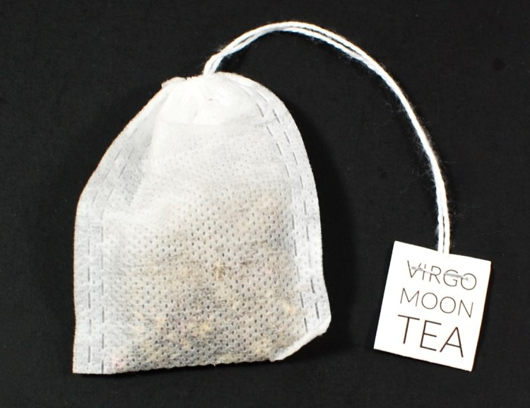 Virgo moon tea