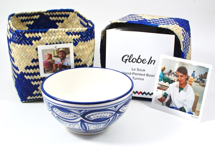 February 2016 GlobeIn Benefit Basket review