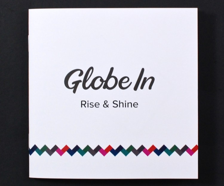GlobeIn Rise & Shine box