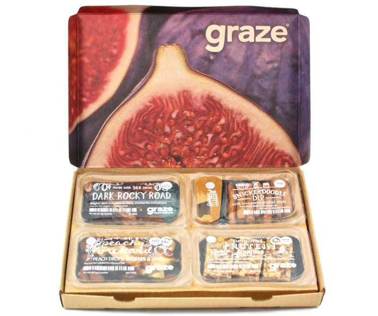 Graze Snack Box February 2016 Review & First Box FREE