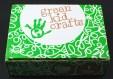Green Kid Crafts box