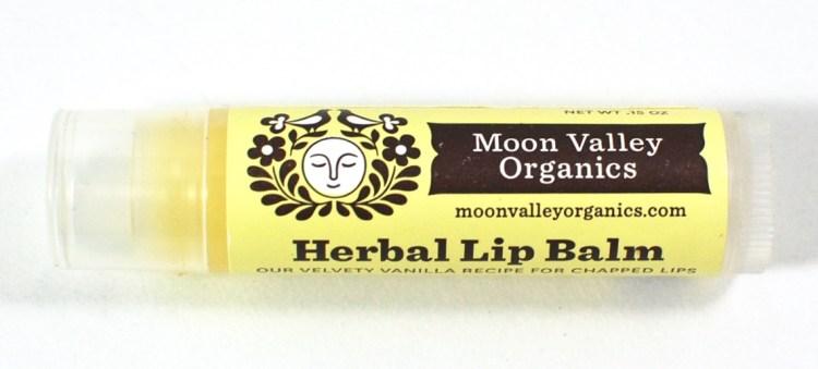 Moon Valley Organics lip balm