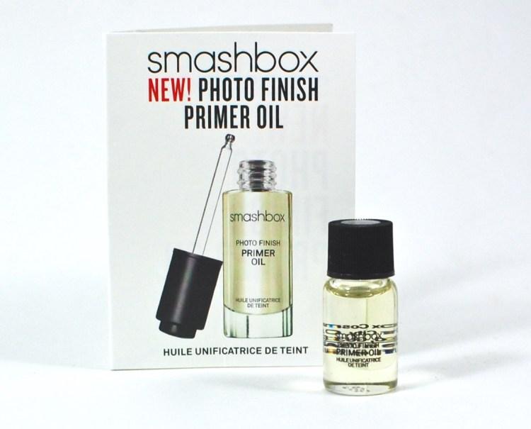 smashbox primer oil