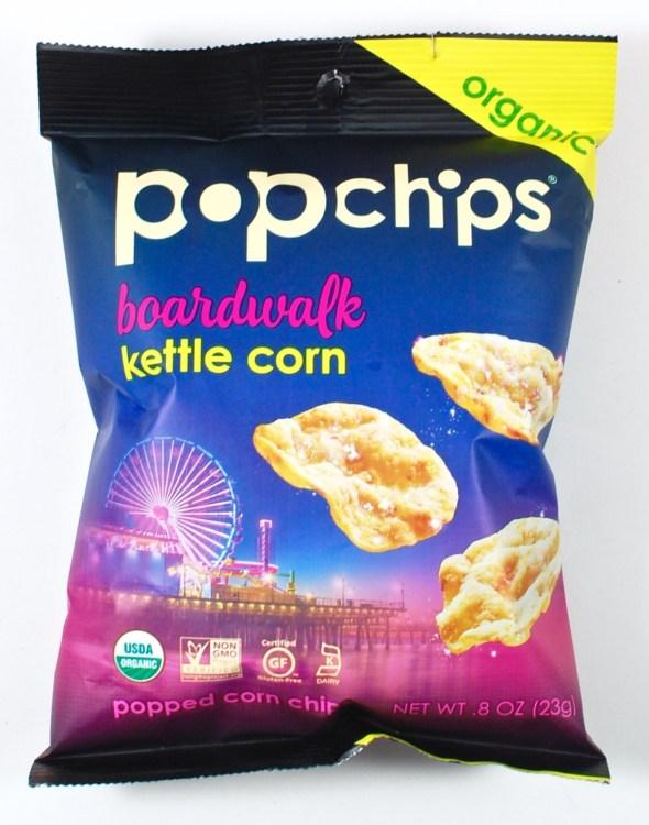 kettle corn popchips