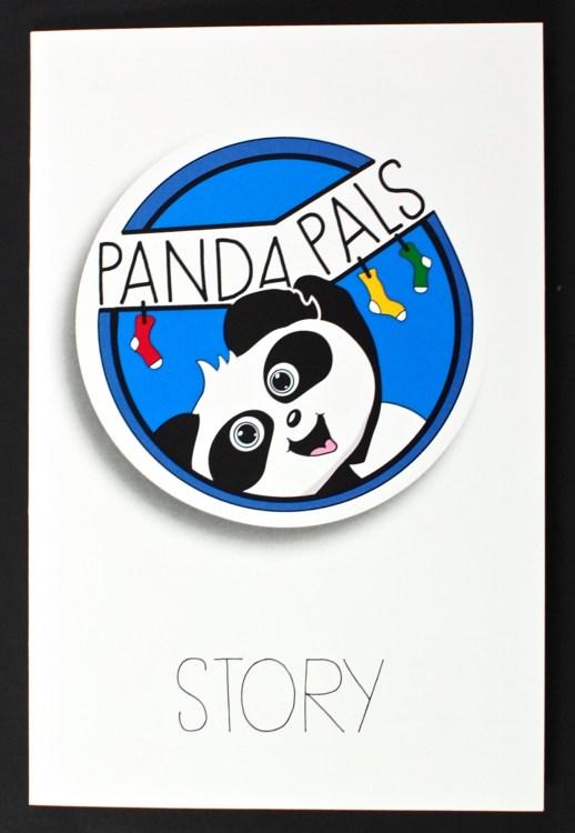 Panda Pals story