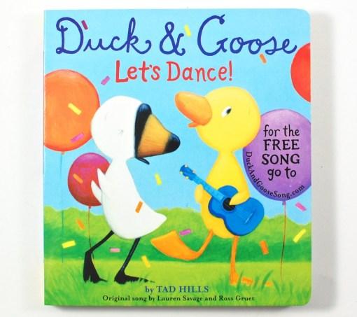 Duck & Goose book