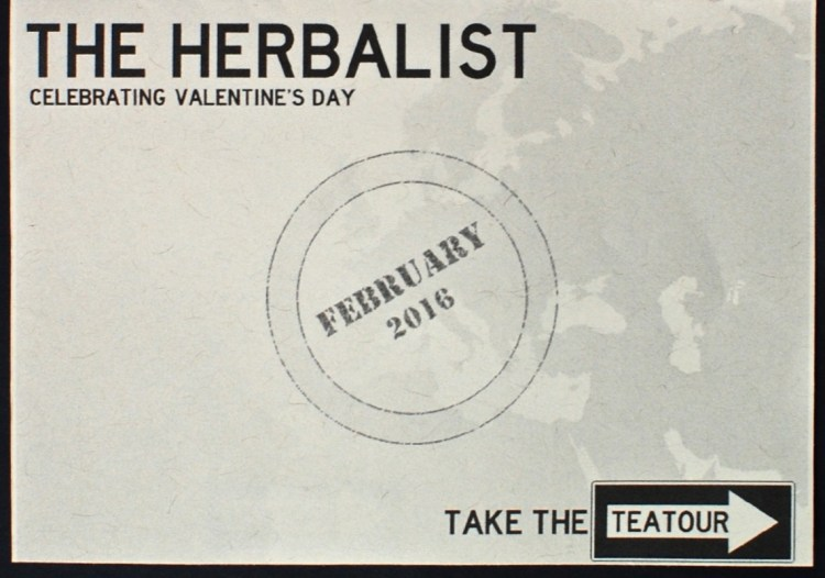 The Herbalist box