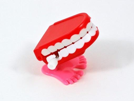 wind-up teeth