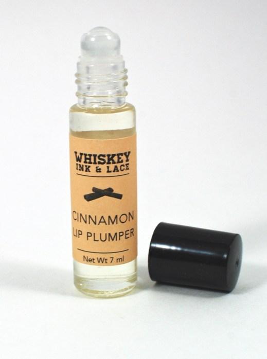cinnamon lip plumper