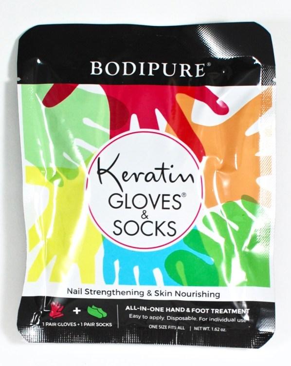 Keratin Gloves & Socks