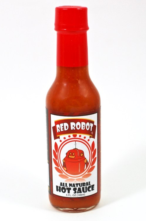 Red Robot hot sauce