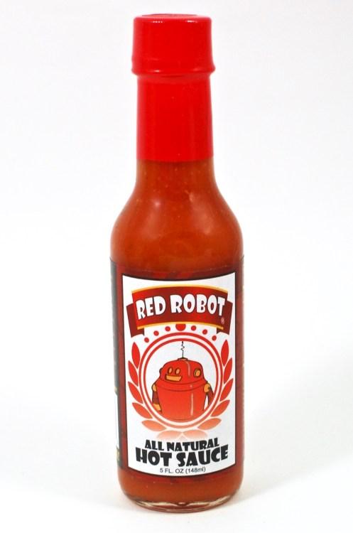 Red Robot hot sauce